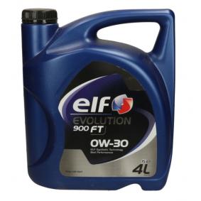SAE-0W-30 Huile moteur voiture ELF, Art. Nr.: 2195413
