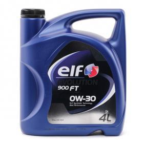 MB 229.5 Olio motore 2195413 dal ELF di qualità originale