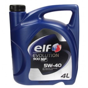 TOYOTA CELICA Motorenöl 2196571 von ELF Original Qualität