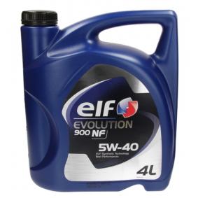 PORSCHE CAYMAN Motorenöl 2196571 von ELF Original Qualität