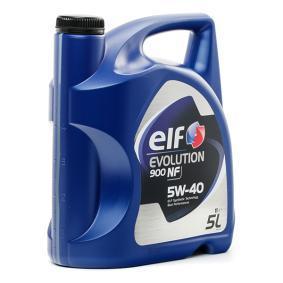 ELF 2198877 commande Huile a moteur SKODA