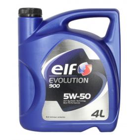 Olio auto ACEA B3 2194830 dal ELF di qualità originale