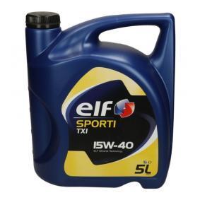VW 501 01 Motorolie 2196573 van ELF van originele kwaliteit