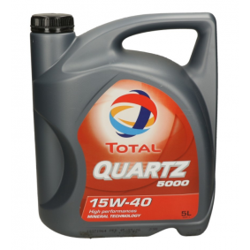 SAE-15W-40 Olio per auto TOTAL, Art. Nr.: 2148645
