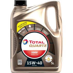 MB 229.1 Aceite de motor 2148644 del TOTAL recambios de calidad
