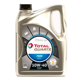 10W-40 Motorenöl TOTAL 2202844 von TOTAL Original Qualität