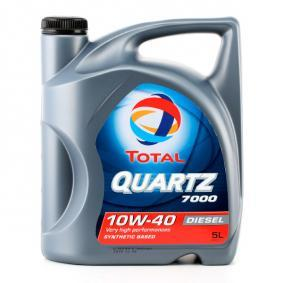 SAE-10W-40 Aceite motor del TOTAL 2202844 recambios de calidad