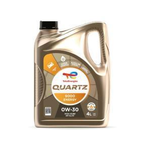 MB 229.5 Двигателно масло 2151523 от TOTAL оригинално качество