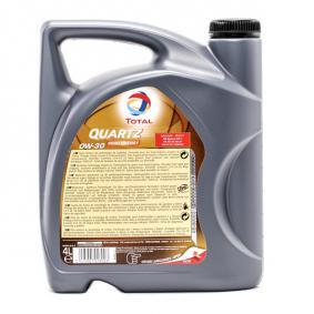 MB 229.5 Двигателно масло TOTAL (2151523) на ниска цена