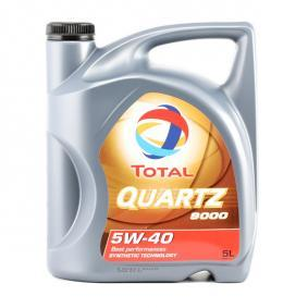 5W-40 Motorenöl TOTAL 2198275 von TOTAL Original Qualität