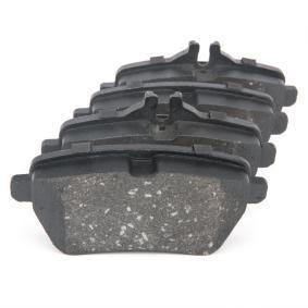 RIDEX Bremsbelagsatz, Scheibenbremse (402B1121) niedriger Preis