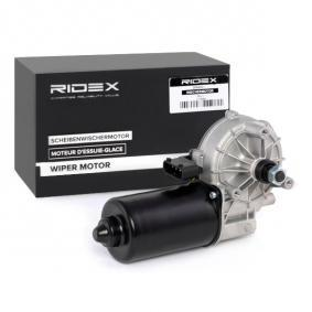 5 Touring (E39) RIDEX Wischermotor 295W0067