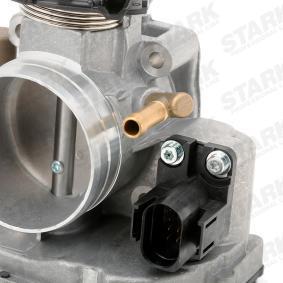 SKTB-0430142 Steuerklappe STARK für VW GOLF 1.6 100 PS zu niedrigem Preis