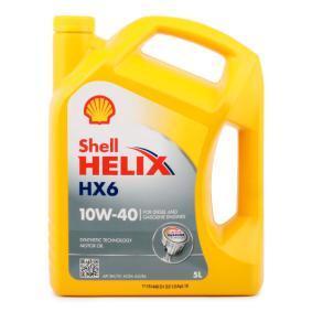 PORSCHE Motorenöl von SHELL 550039689 Qualitäts Ersatzteile