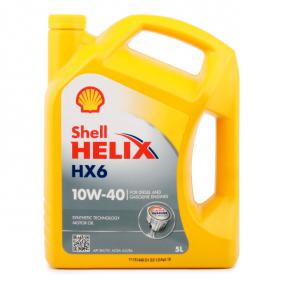 HONDA Car oil from SHELL high-quality