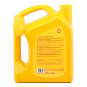 HONDA INSIGHT SHELL Motor oil, Art. Nr.: 550039689