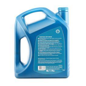 FIAT CROMA SHELL Motor oil, Art. Nr.: 550046284