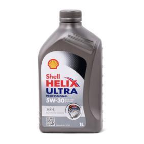 RENAULT RN0720 Двигателно масло 550040534 от SHELL оригинално качество