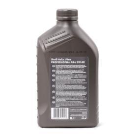 550040534 Motoröl von SHELL Qualitäts Ersatzteile