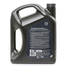 ISUZU D-MAX Auto Motoröl SHELL (550044889) zu einem billigen Preis