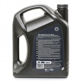 TOYOTA Auto oil SHELL (550044889) at low price