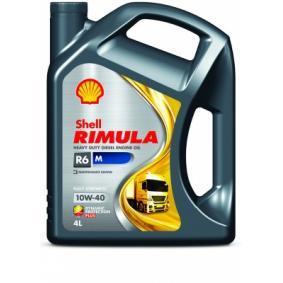 ISUZU D-MAX SHELL Auto Öl, Art. Nr.: 550044869
