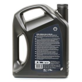 SHELL Olio per motore 550044869 comprare