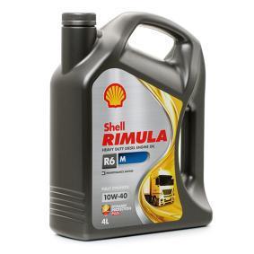 Olio motore per auto ACEA E7 SHELL 550044869 comprare