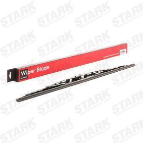 Golf IV Cabrio (1E) STARK Frontscheibenwischer SKWIB-0940134