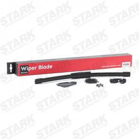 Megane III Hatchback (BZ0/1_) STARK Window wipers SKWIB-0940160