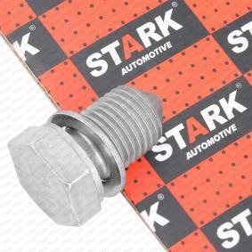 Octavia II Combi (1Z5) STARK Závitová zátka, olejová vana SKDP-2580001