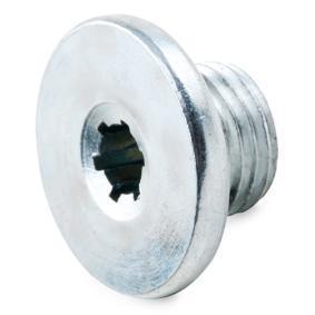 RIDEX Verschlussschraube, Ölwanne (593D0009) niedriger Preis