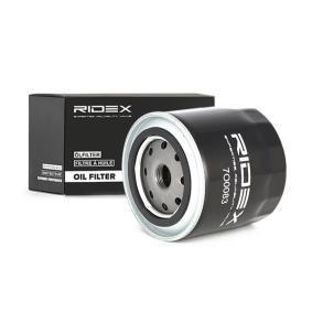 RIDEX Filtro de aceite motor 7O0151