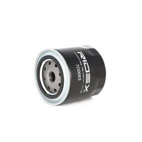 RIDEX Filtre à huile 5889210 pour FIAT, ALFA ROMEO, LANCIA acheter