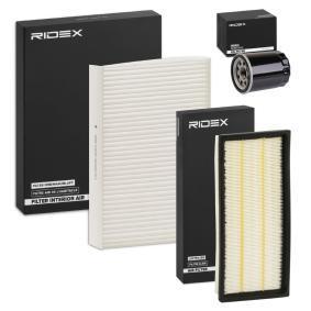 30A4000100 für HONDA, MITSUBISHI, Filter-Satz RIDEX (4055F0132) Online-Shop