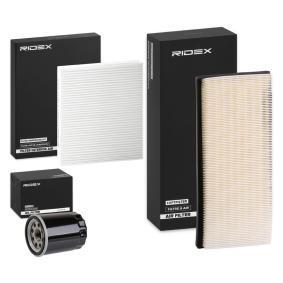 30A4000100 für HONDA, MITSUBISHI, Filter-Satz RIDEX (4055F0143) Online-Shop