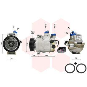 Компресор / -единични части VAN WEZEL (0300K029) за VW GOLF Цени
