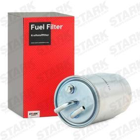 CIVIC VII Hatchback (EU, EP, EV) STARK Filtro de combustible SKFF-0870127