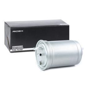 25 Хечбек (RF) RIDEX Горивен филтър 9F0128