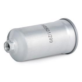 RIDEX Filtro carburante 9F0133