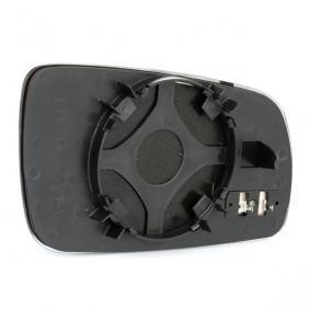 4B0857535B für VW, AUDI, SKODA, SEAT, Spiegelglas, Außenspiegel VAN WEZEL (0323837) Online-Shop