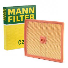 Golf Sportsvan (AM1, AN1) MANN-FILTER Luftfilter C 22 035