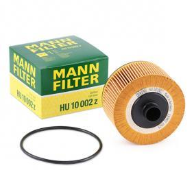 Ölfilter MANN-FILTER Art.No - HU 10 002 z OEM: A2811800210 für MERCEDES-BENZ, SMART kaufen