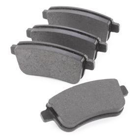VALEO Brake pads 302101