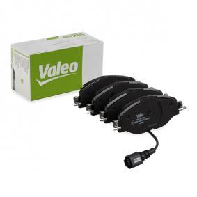 5Q0698151B pour VOLKSWAGEN, AUDI, SEAT, SKODA, Kit de plaquettes de frein, frein à disque VALEO (302145) Boutique en ligne