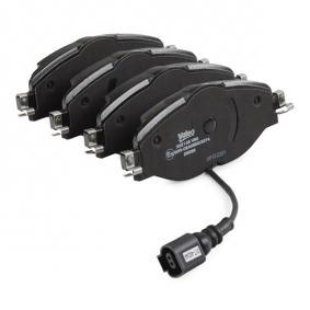 VALEO 302145 Kit de plaquettes de frein, frein à disque OEM - 5Q0698151B AUDI, SEAT, SKODA, VW, VAG, OEMparts à bon prix