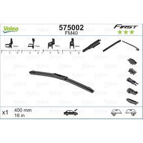VALEO RENAULT MEGANE Wiper blades (575002)