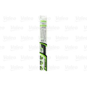 Wiper blades VALEO (575002) for RENAULT MEGANE Prices