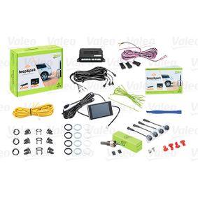 632201 Erweiterungssatz Einparkhilfe, Vorfahrwarnung von VALEO Qualitäts Ersatzteile