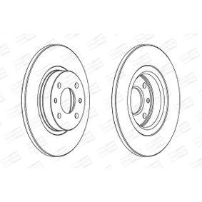 CHAMPION спирачен диск 51859075 за FIAT, ALFA ROMEO, LANCIA, CHRYSLER купете